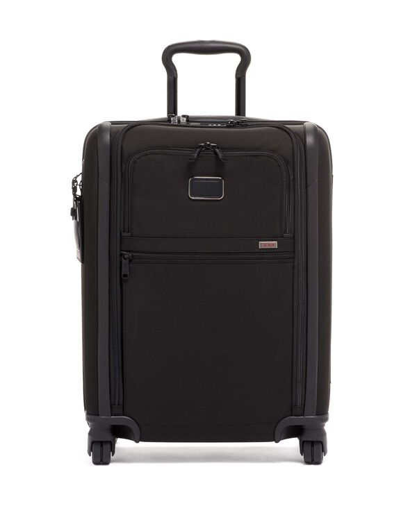 Alpha 3 International Slim 4 Wheeled Carry-On