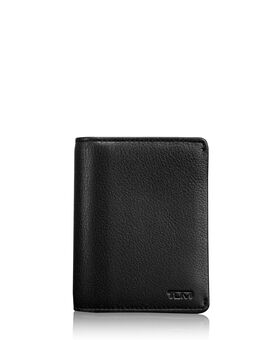 TUMI ID Lock™ Tarjetero con fuelle y visor para documento de identidad y crédito Nassau