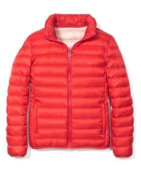 Chaqueta de viaje de plumón Clairmont plegable L TUMIPAX Outerwear