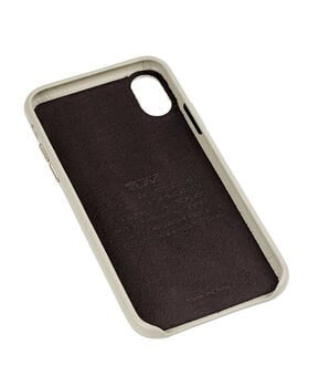 Funda de cuero para el aniversario de iPhone X Mobile Accessory