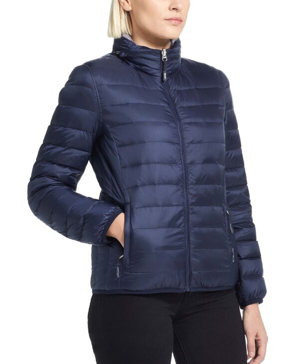 Outerwear Womens Chaqueta plumón reversible y plegable Clairmont XL
