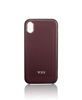 Co-Mold Iphone XS/X en piel Mobile Accessory