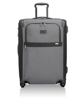 Maleta expandible para viajes cortos con 4 ruedas Alpha 2