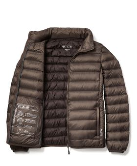 Chaqueta de viaje de plumón Clairmont plegable - Mujer Tumi PAX Outerwear