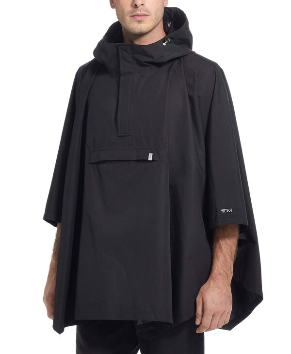 TUMIPAX Outerwear Poncho impermeable unisex S/M