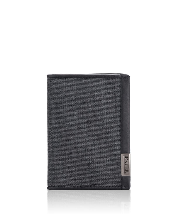 Alpha TUMI ID Lock™ Gusseted Card Case