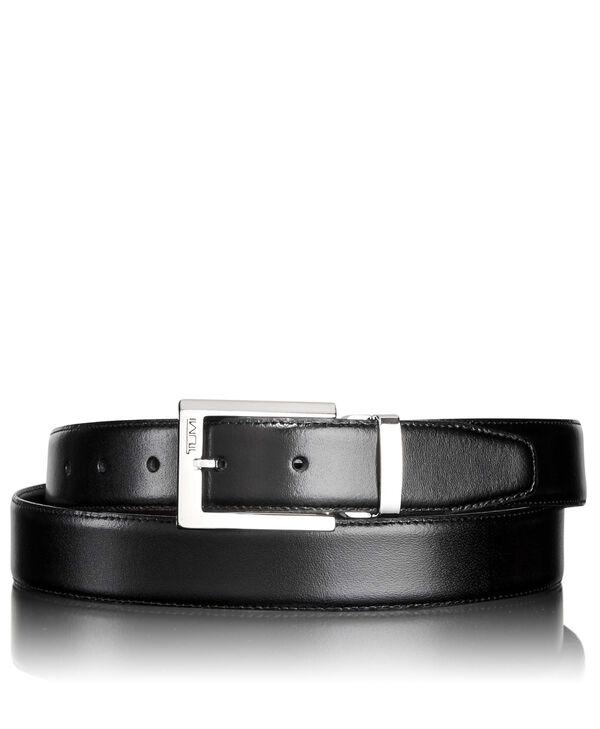 """Belts Cinturón reversible con hebilla pulida 44"""""""