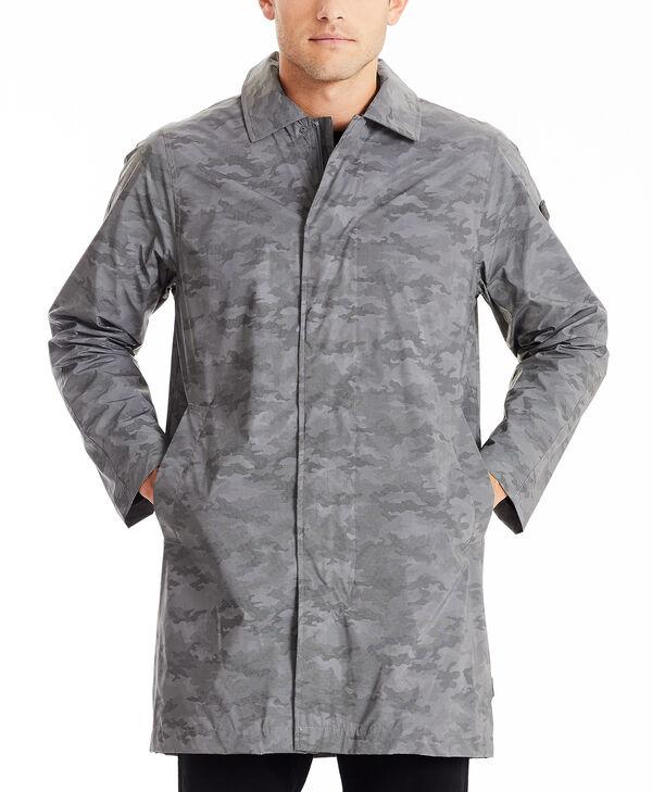 TUMIPAX Outerwear Chubasquero reflectante de hombre