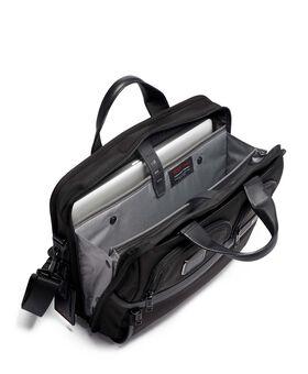 Maletín para portátil de pantalla mediana con TUMI T-Pass® Alpha 3