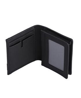 TUMI ID Lock™ Tarjetero con fuelle y visor para documento de identidad y crédito Alpha