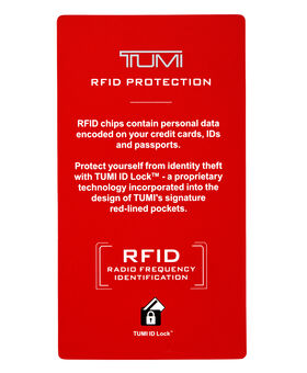 TUMI ID Lock™ Billetera de dos compartimentos Global Alpha