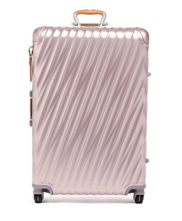 19 Degree Aluminum Maleta para viajes muy largos