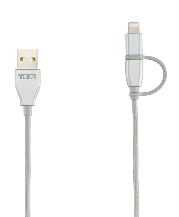 Electronics Cable Lightning y Micro USB 2 en 1