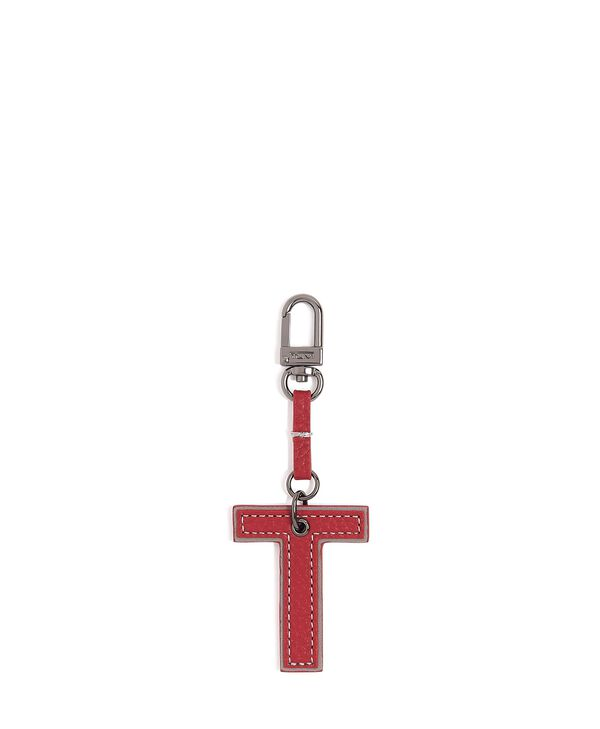 Tumi Womens Accents Letter Charm - T