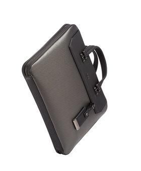 Maletín portafolios Braden de fibra de carbono CFX