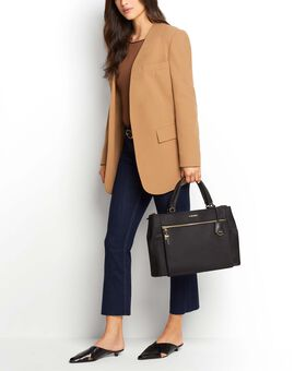 Sheryl Small Business Tote Voyageur