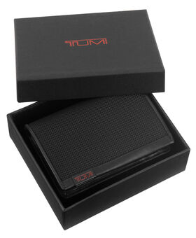 TUMI ID Lock™ Tarjetero con visor interior y exterior Alpha