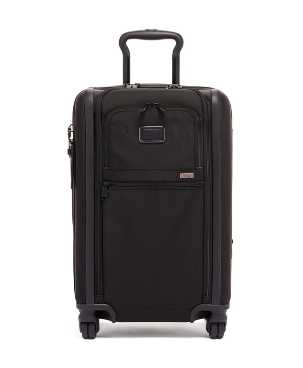 Alpha 3 International Expandable 4 Wheeled Carry-On