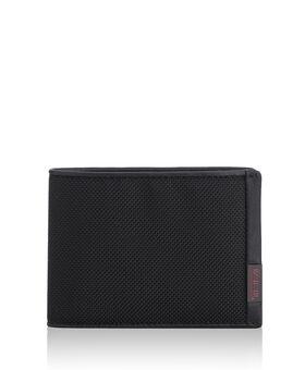 TUMI ID Lock™ Billetera de dos compartimentos Alpha