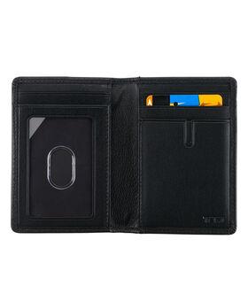 TUMI ID Lock™ Tarjetero con visor interior y exterior Nassau