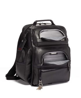 Maletín en piel TUMI T-Pass® Business Class Brief Pack® Alpha 3