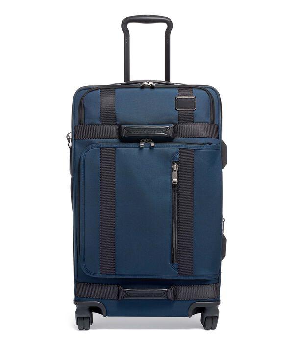 Merge Maleta extensible de 4 ruedas para viajes cortos