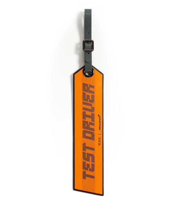 TUMI | McLaren Etiqueta de equipaje Nivolet