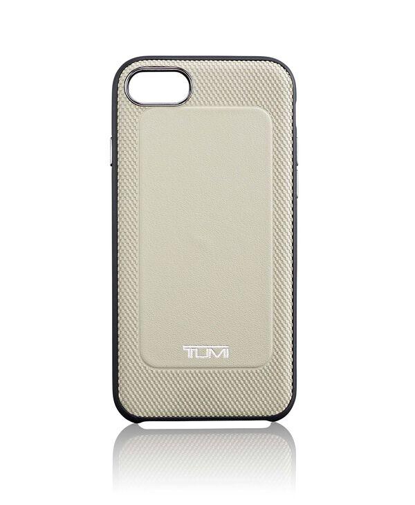 Mobile Accessory Funda de protección en piel moldeada para iPhone 8