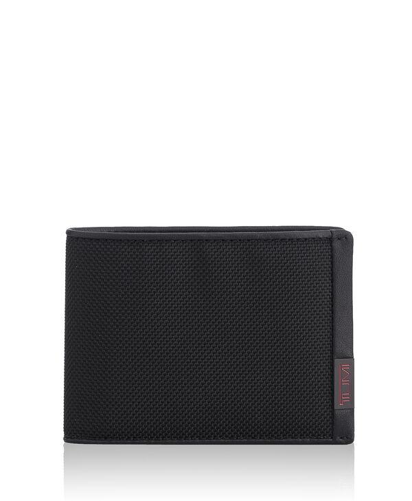 Alpha TUMI ID Lock™ Billetera de dos compartimentos